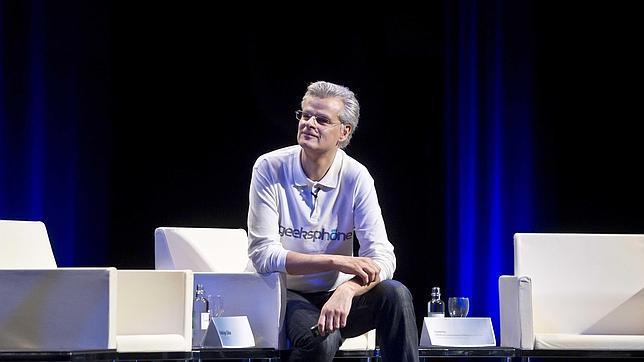 Rodrigo Silva: «Un 'smartphone' de gama alta que cueste como un ordenador es una locura»