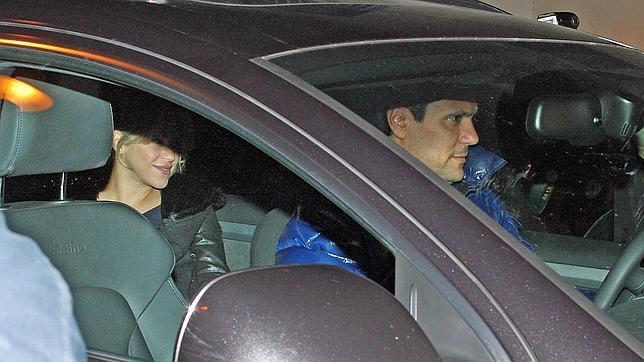 Shakira ingresa en una clínica de Barcelona para dar a luz a su primer hijo