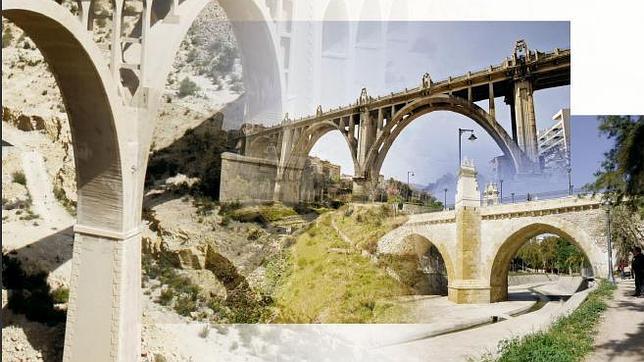 Los puentes más espectaculares de Alicante