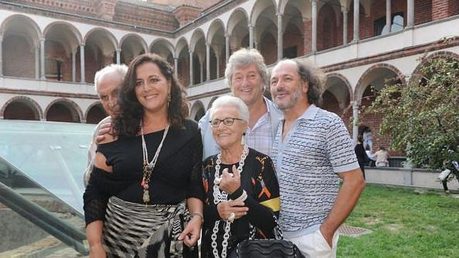 Luca Missoni: «Buscaremos a Vittorio con un submarino»