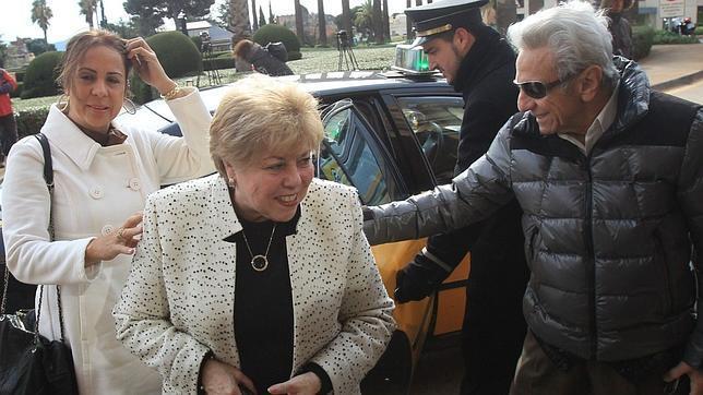 Los padres de Shakira esperan que Milan se parezca a Piqué