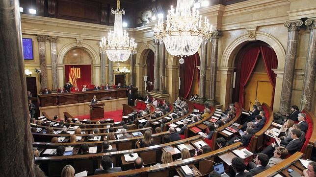 El Parlamento aprueba la declaración de soberanía de Cataluña