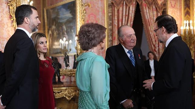 El Rey subraya que los agentes internacionales ya aprecian «profundas reformas» de España