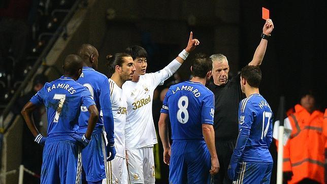 El Swansea de Michu supera al Chelsea y se planta en la final de la Copa de la Liga