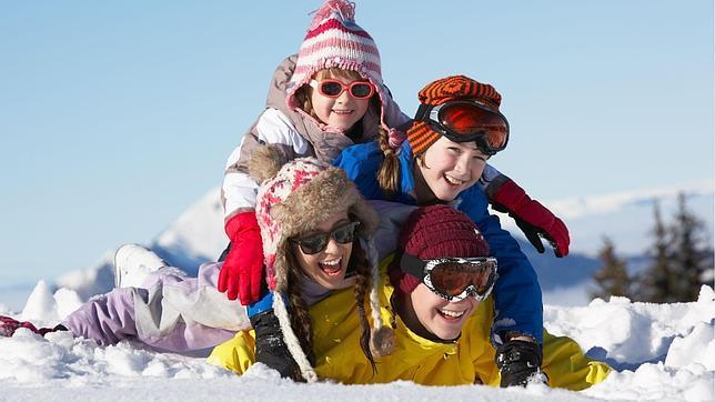 gafas sol, nieve, rayban aviator, optik, blog soloyo