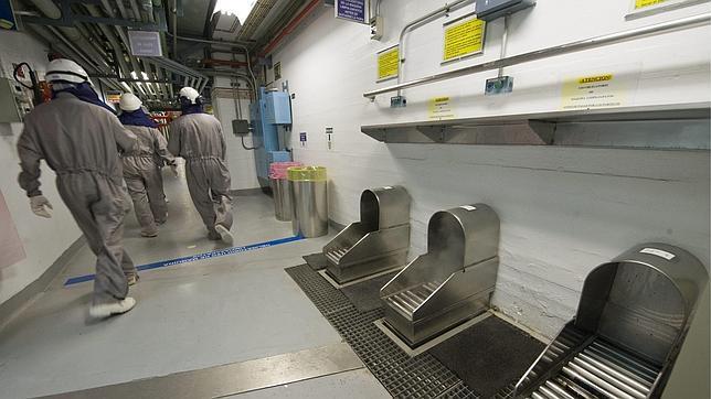 Las nucleares aumentaron su producción eléctrica en 2012 y rozaron el 21%