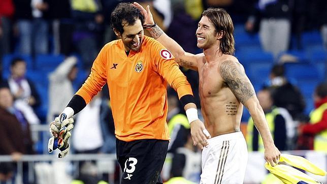 Diego López: «Es un sueño volver al Real Madrid»