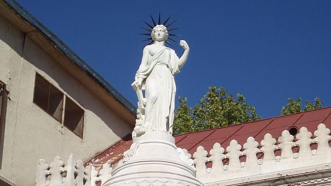 La desconocida historia de la «otra» Estatua de la Libertad