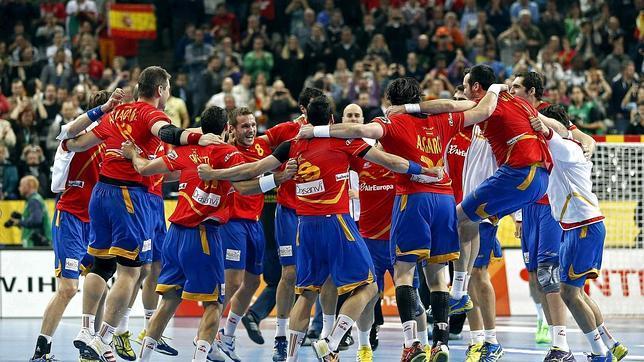 Barcelona se vuelca con España