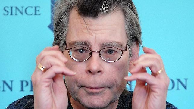 El escritor Stephen King, a favor del control de armas en Estados Unidos