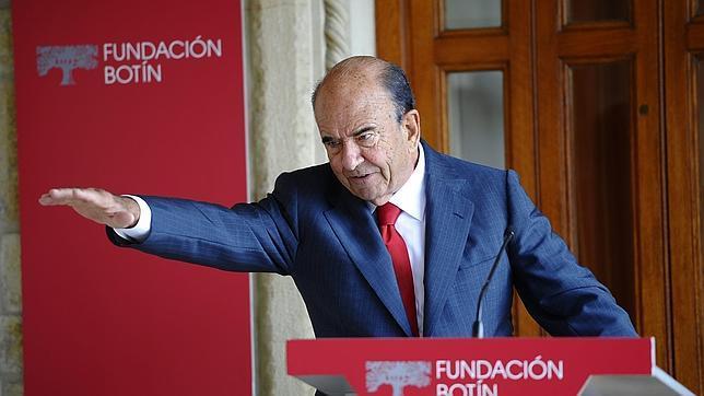 «Financial Times» alaba la «energía» y la «perspicacia» de Emilio Botín