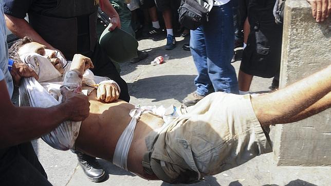 Al menos 54 muertos y más de 90 heridos durante un motín en una cárcel de Venezuela