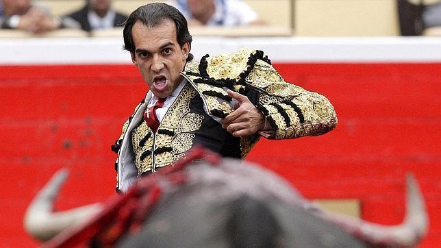 Leandro, primer triunfador del año en Ajalvir