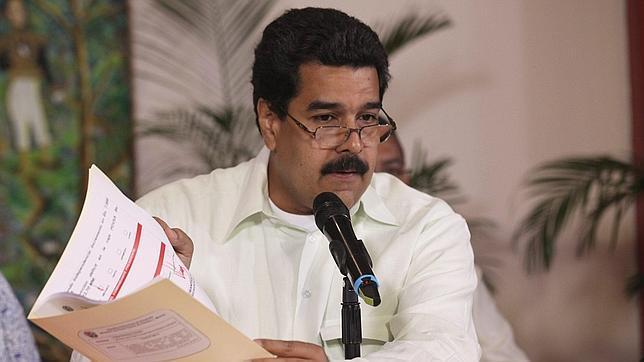 Maduro afirma que Chávez atraviesa su «mejor momento» y que «toma decisiones»