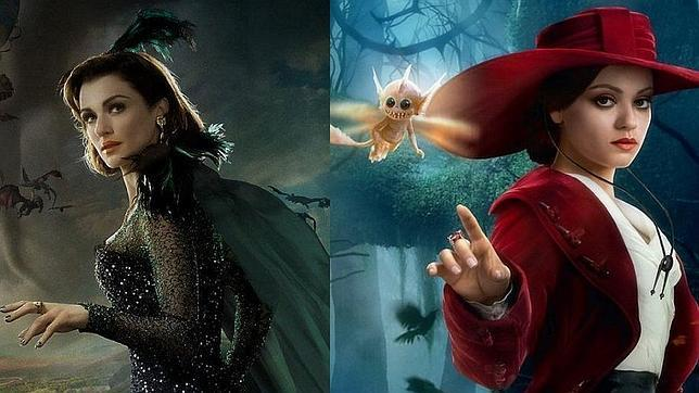 Mila Kunis y Rachel Weisz, nuevas brujas malas de Disney