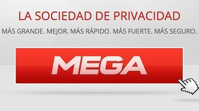 España líder del ranking de tráfico de Mega