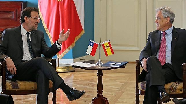 Así vende Rajoy la Marca España