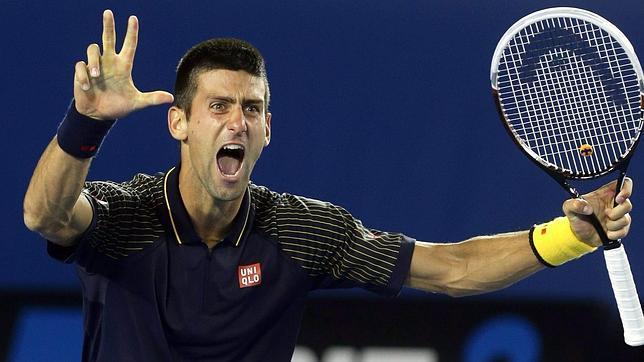 Djokovic, la leyenda de Australia