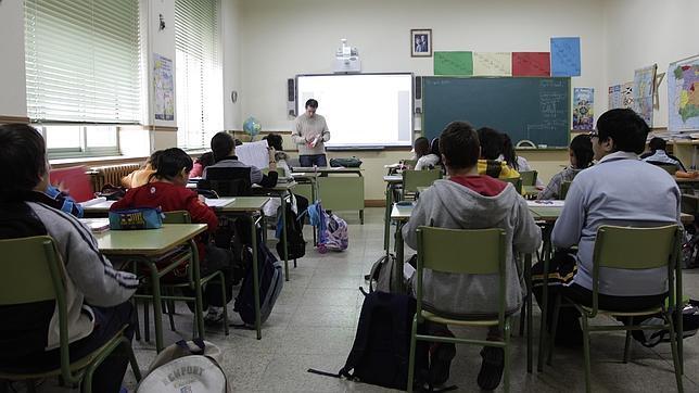 El PP propone que los niños aprendan en el colegio sobre fiscalidad