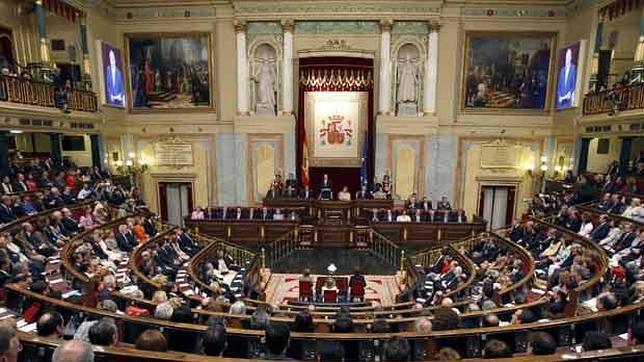 La corrupción llega al Congreso de los Diputados en el primer Pleno del año
