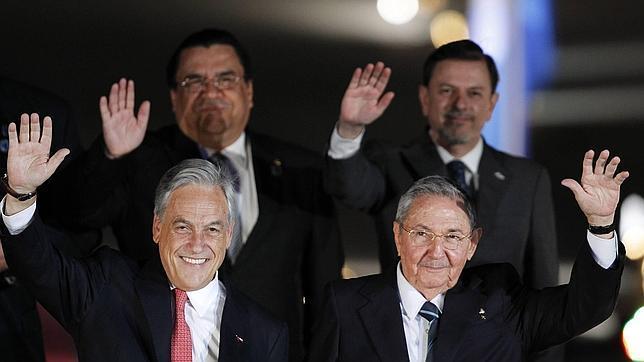 Raúl Castro denuncia en la cumbre de Chile una campaña de descrédito a Venezuela