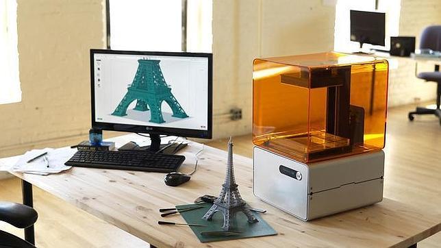 La impresión en 3D va a suponer un antes y un después en el mundo de la tecnología