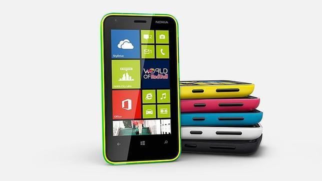 Lumia 620 con Windows Phone 8 para clientes de Vodafone