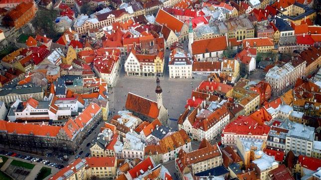 Tallín se convierte en la primera capital europea con transporte público gratuito