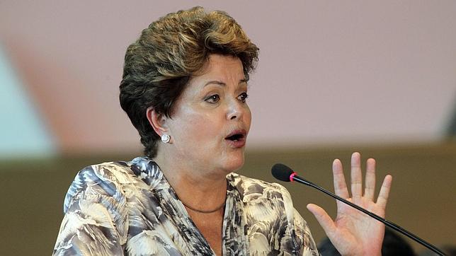 Rousseff insiste en que su deber es «garantizar» que una tragedia así «no se repita jamás»