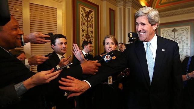 El Senado confirma a John Kerry como nuevo secretario de Estado de EE.UU