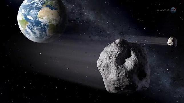 Un asteroide pasará muy cerca de la Tierra en febrero: comienza la cuenta atrás