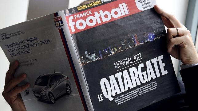 «France Football» denuncia que Qatar compró el Mundial 2022
