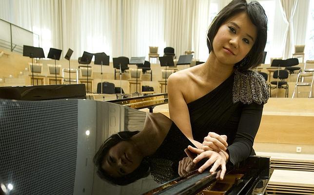 La pianista Yuja Wang inaugurará la próxima edición del festival Ellas Crean