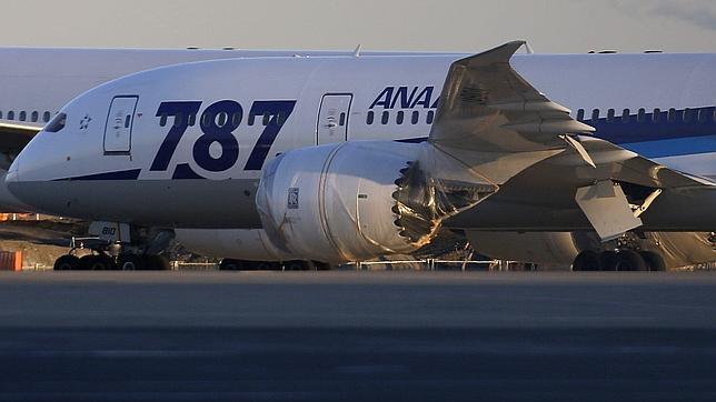 Boeing entra en zona de turbulencias