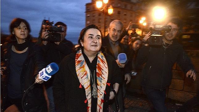 Testigos del caso Baltar admiten que no pidieron un puesto en la Diputación de Orense
