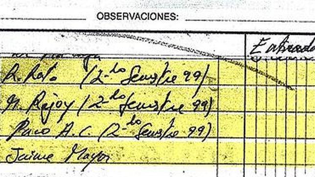 La contabilidad de Bárcenas demuestra los sobresueldos a la cúpula del PP. Documentacion-barcenas-foto-pais2--644x362