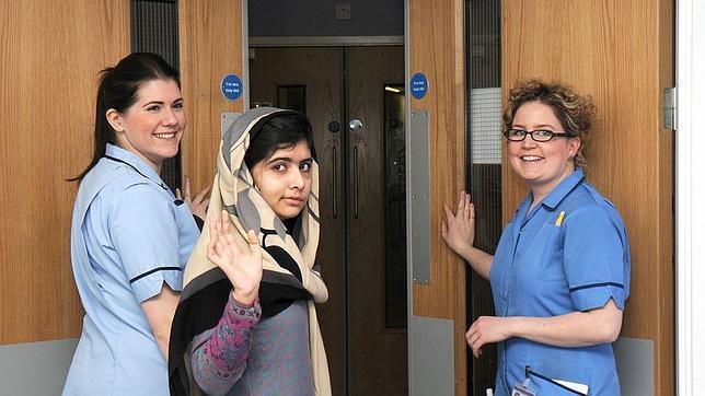 Malala, candidata al Nobel de la Paz 2013