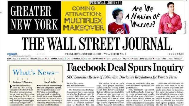 �The Wall Street Journal� tambi�n ha sido atacado por �hackers� chinos