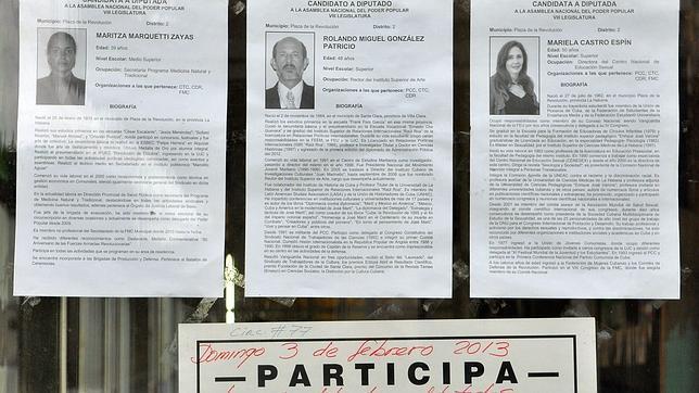 Vuelve la farsa electoral cubana