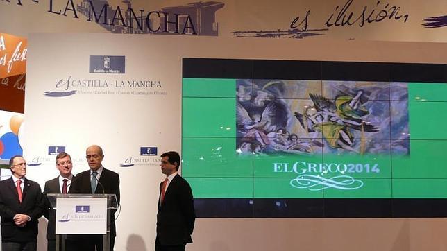El Greco 2014 quiere convertir Toledo en la capital europea de la cultura