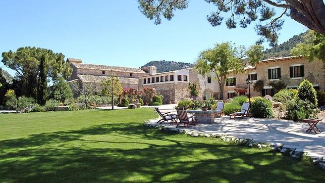 Finca Son Palou, en Mallorca, el hotel más romántico de España, según los internautas