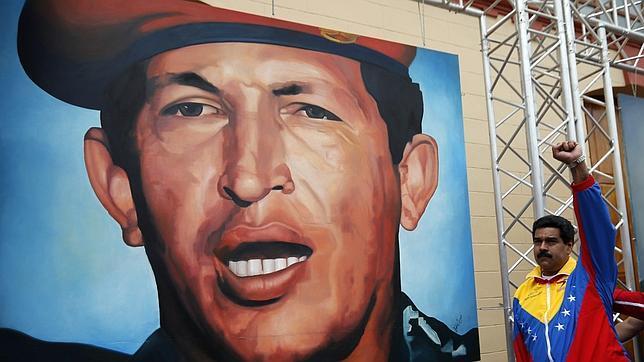 Fantasmagórica celebración del aniversario del golpe de estado de Chávez en 1992
