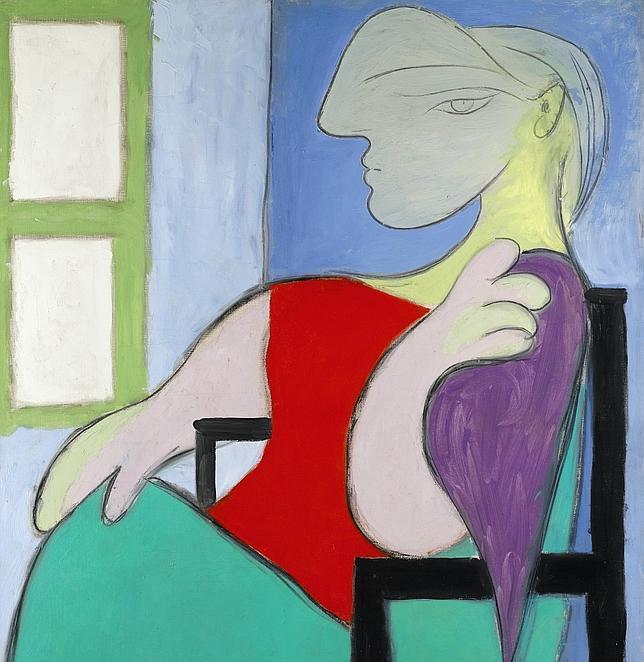 Picasso Mendigos junto al Mar - tupostercom