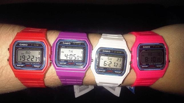 Los Relojes Digitales M 225 S M 237 Ticos De Los A 241 Os 80