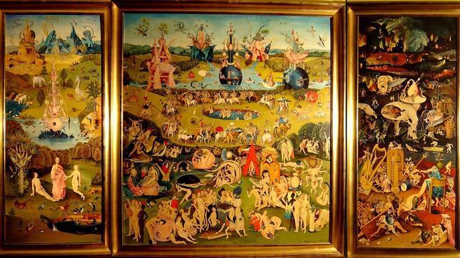 Ronda nocturna con javier sierra por el museo del prado - Il giardino delle delizie bosch ...