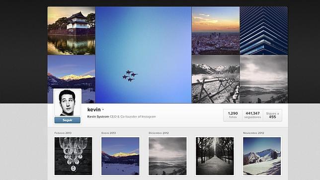 Instagram, entre el voyeurismo y la privacidad con su versión web