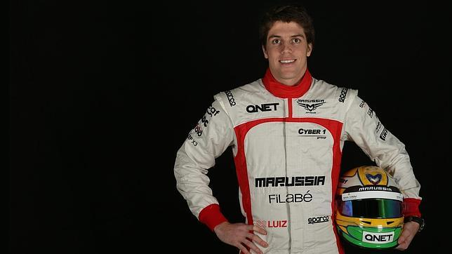 Luiz Razia, nuevo piloto de Marussia