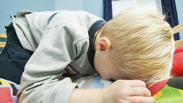Ante las rabietas de los niños, los padres deben mantenerse serenos y tranquilos