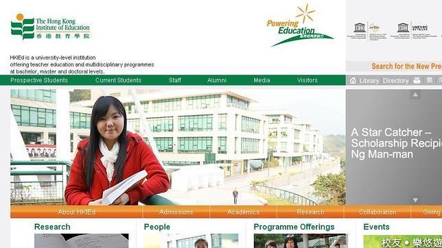 El exitoso, pero controvertido, modelo educativo de Hong Kong