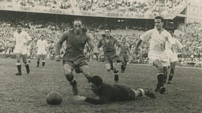 Remontadas y muchos goles en los Real Madrid-Sevilla